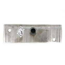 "U-Bolt Plate for 1 3/4"" Round Axle"