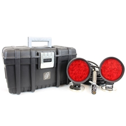 Heavy Duty LED Towing Lights w/ Carrying Case