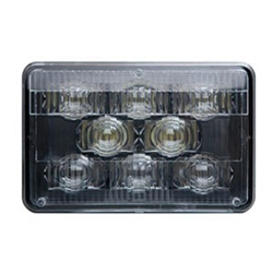 DOT Compliant  High Beam Sealed LED Headlamp