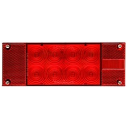 FLEET Count™ LED Low Profile Passenger Tail Light