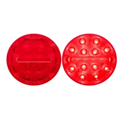 "HD500 ™  4"" Round Sealed LED Stop/Turn/Tail Light"