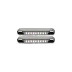 "11"" Opti-Brite™ LED Awning Lights  for Surface Mount w/Switch Pair"