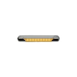 "11"" Opti-Brite™ Amber LED Awning Lights  for Surface Mount"