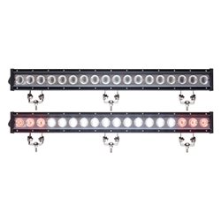 "LED 30"" Light Bar with  Supplemental Turn Function"