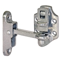 HD Aluminum Hook and Keeper Door Hold Back