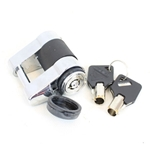 "Deluxe 3/4"" Span Coupler Lever or Trailer Door Latch Lock"