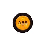 "2"" Round Sealed 3-LED ABS Marker/Clearance Light"
