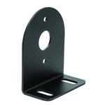 Black Mounting Bracket For 1 Inch Round Surface/Recess Mount Strobe Lights 8892425